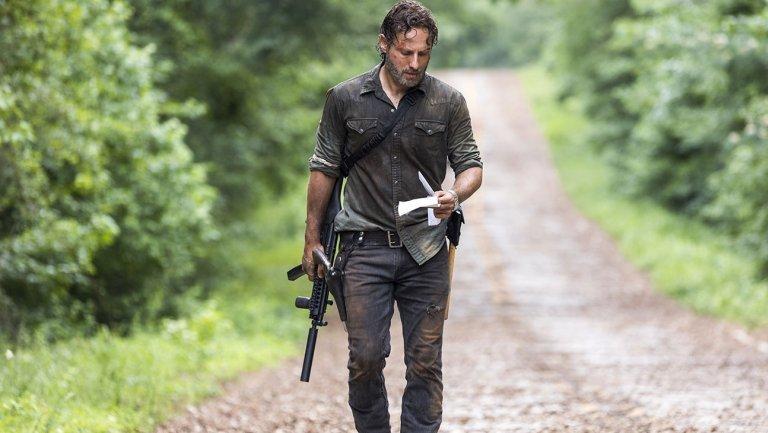 Τέλος ο Rick Grimes από το «Walking Dead». Η εξήγηση για την αποχώρηση του Andrew Lincoln και το «αντίο» της