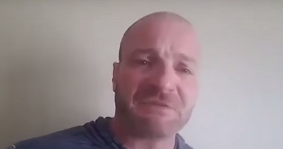 Crying Nazi Does Not Like Being Called A Crying Nazi - Not