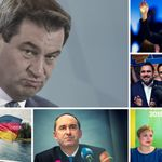 Bayern-Wahl: Droht die Anti-CSU-Koalition? Wir haben die Parteien