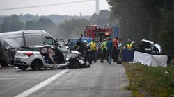 Schwerer Unfall auf Autobahn nahe Heilbronn – vier