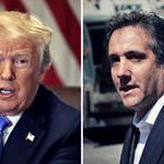 Warum der Streit mit seinem Ex-Anwalt für Trump so gefährlich