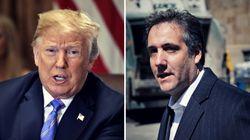 Trump streitet mit seinem Ex-Anwalt Cohen –warum das für ihn gefährlich werden