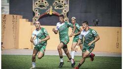 JAJ-2018, Rugby à VII: la sélection algérienne termine à une honorable 5e