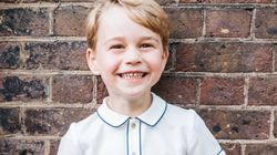A Look Back At Prince George's Best Facial Expressions As He Turns