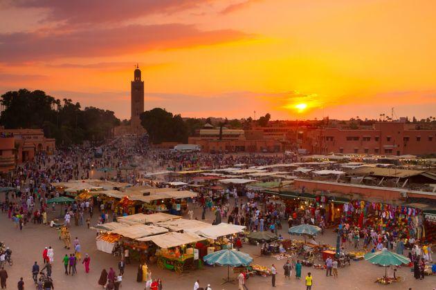 The Hollywood Reporter qualifie le Maroc de