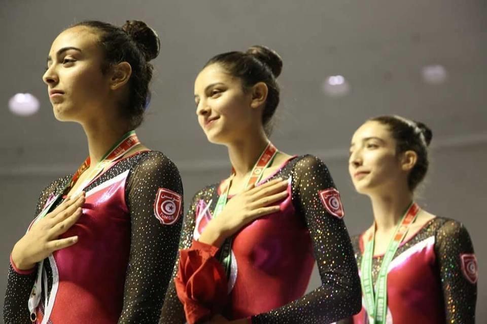 Gymnastique Aérobic: La Tunisie remporte l'Or aux Jeux Africains de la Jeunesse (JAJ)