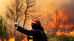 Πολύ υψηλός κίνδυνος για την εκδήλωση πυρκαγιών τη Δευτέρα. Ποιες περιοχές