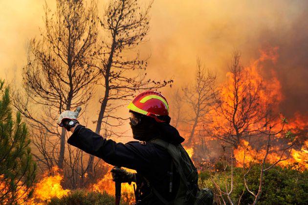 Πολύ υψηλός κίνδυνος για εκδήλωση πυρκαγιών τη Δευτέρα. Ποιες περιοχές