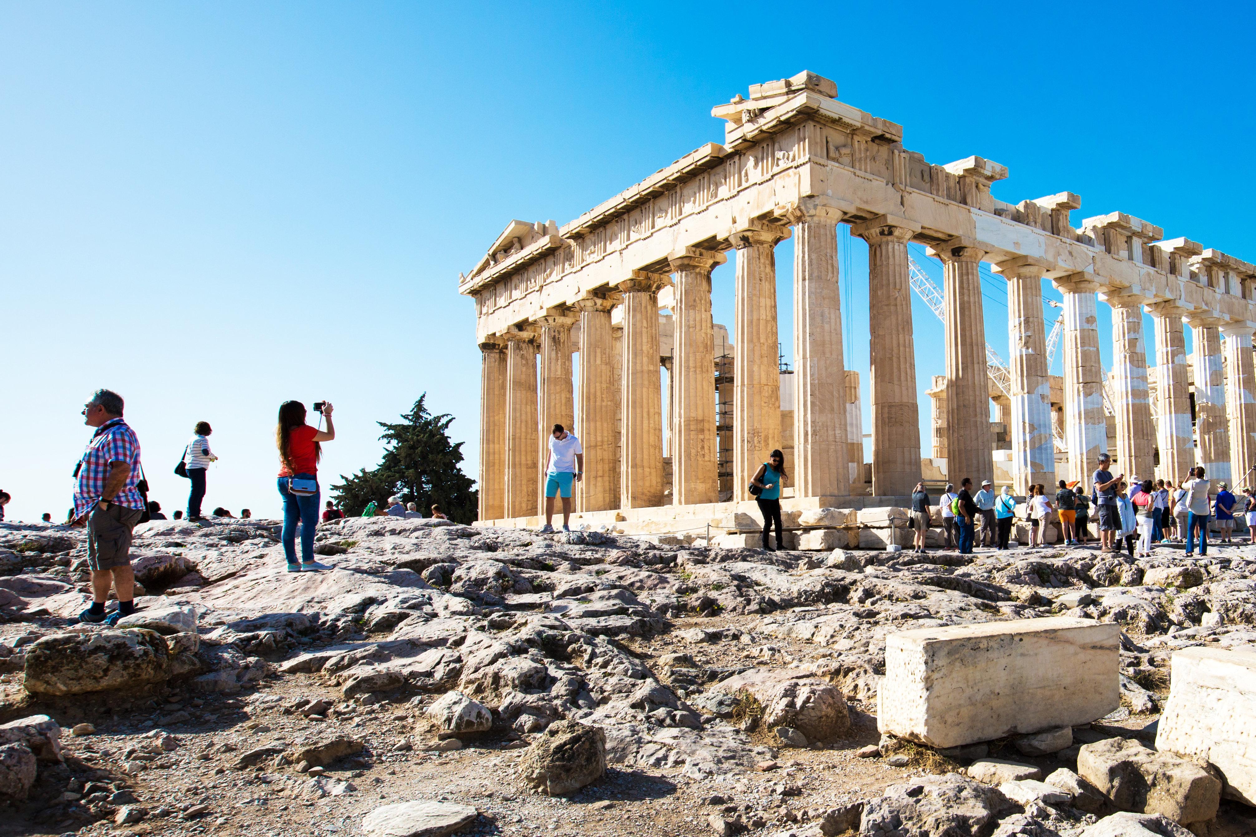 Ανάκληση της απόφασης: Ανοιχτός και με ελεύθερη είσοδο θα είναι σήμερα ο αρχαιολογικός χώρος της