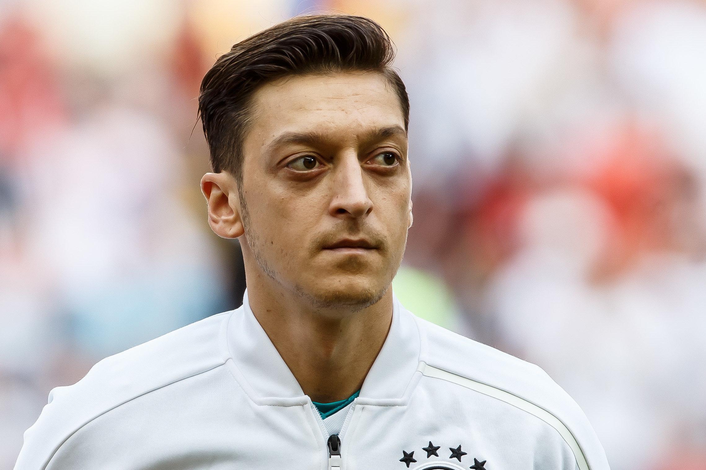 Mesut Özil erklärt Austritt aus der Nationalmannschaft