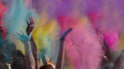Mallorca: 18-jähriger Tourist feiert auf Holi-Fest – danach ist er blind