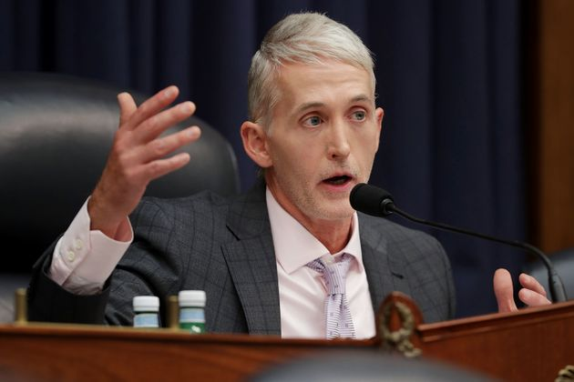 Trey Gowdy: Trump's Aides Need To 'Re-Evaluate' Staying After His Summit