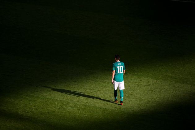 Mesut Özil bei der WM in