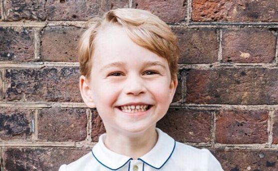 5번째 생일을 맞은 조지 왕자의 귀여운 사진들을