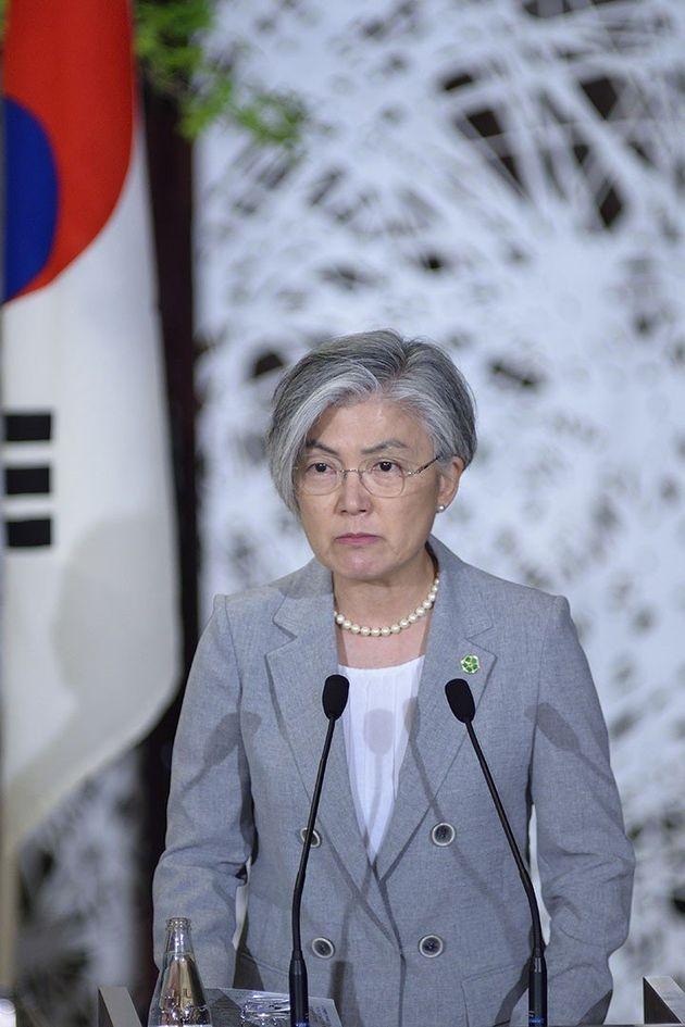강경화 장관이 '남북미 종전선언 가능성'에 대해 이렇게
