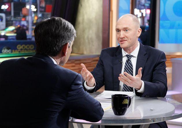 FBI는 트럼프 대선캠프 측근이 러시아와 '협력했다'고 결론