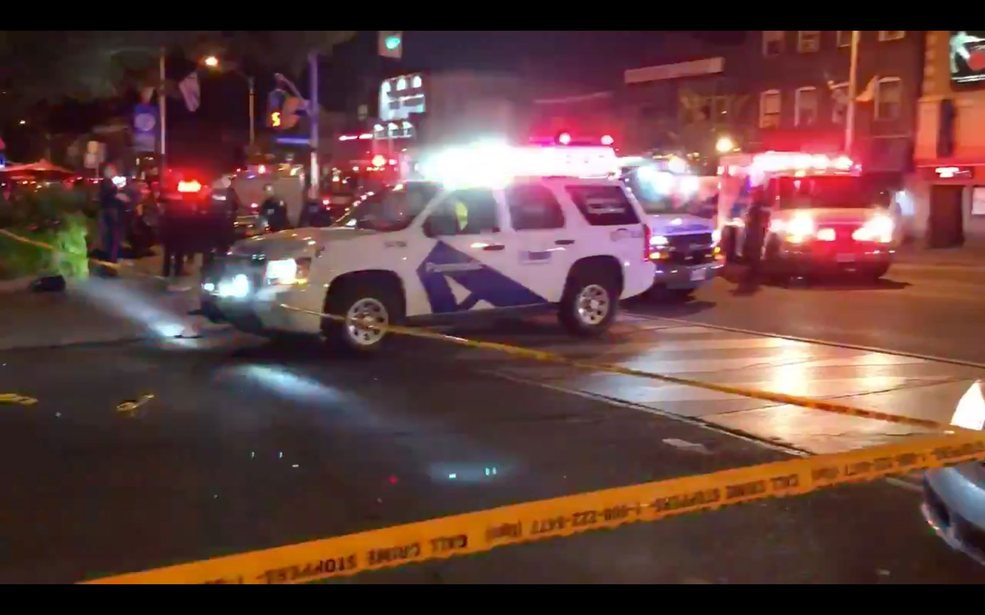 At Least 1 Dead, 9 Others Injured In Toronto Shooting