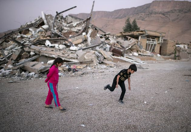 Ιράν: Στους 287 οι τραυματίες από τον σεισμό των 5,9