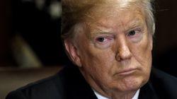 """트럼프가 이란 대통령을 향해 """"조심하라""""고 경고했다"""