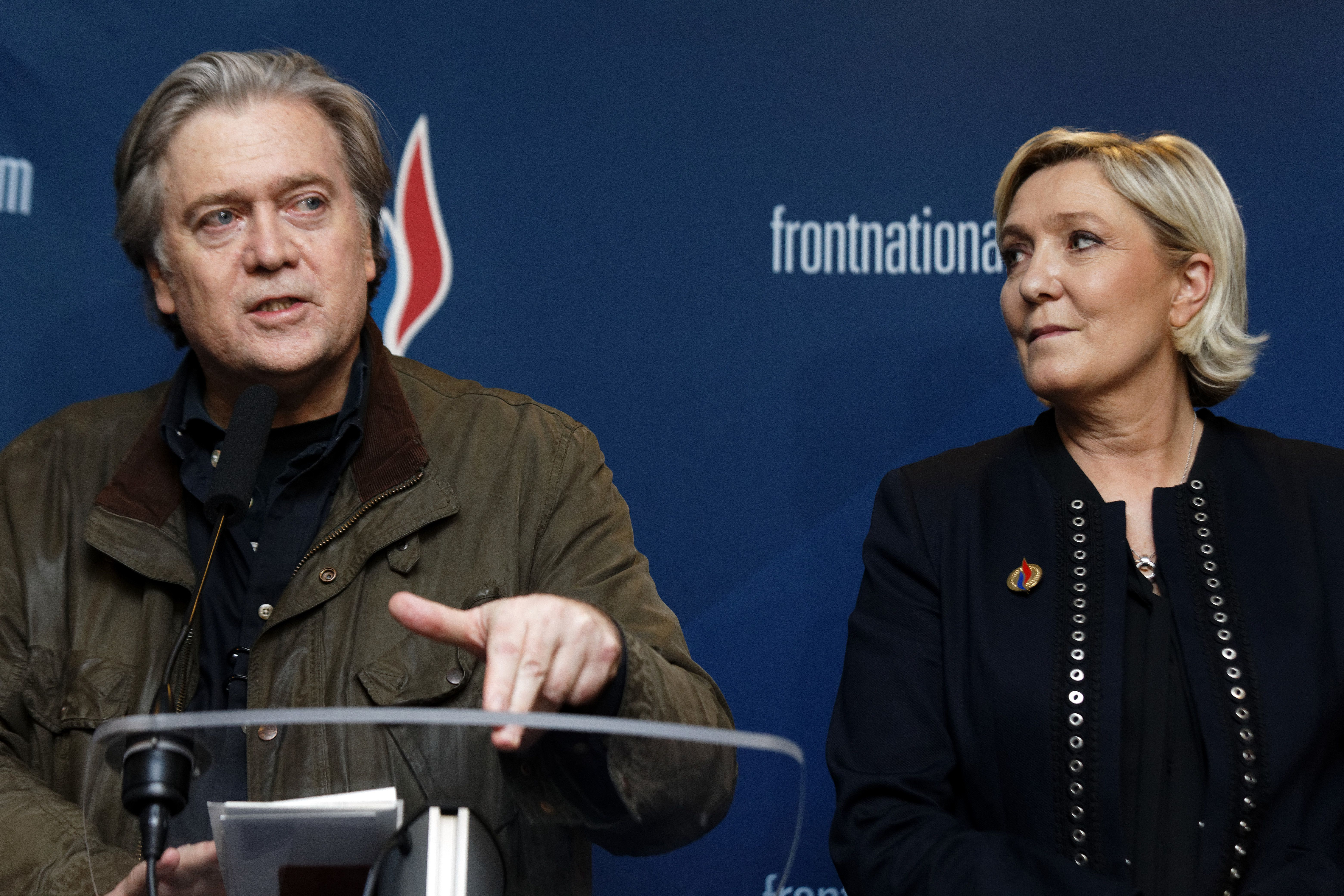 Steve Bannon Plans Far-Right Foundation In
