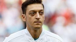Foot: Ozil fustige le président de la fédération et annonce son retrait de la sélection