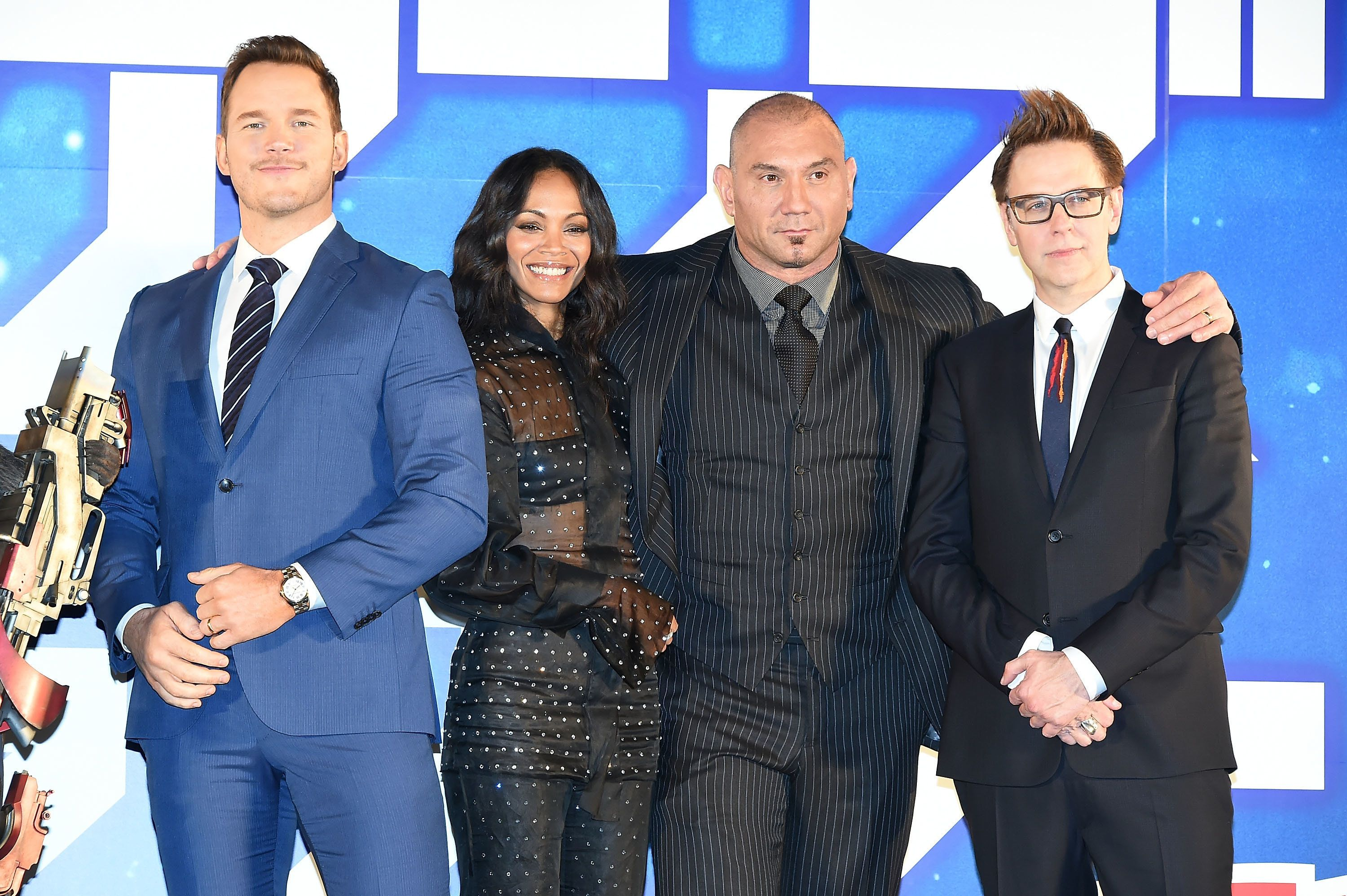 'Guardians Of The Galaxy' Cast Speak Out On James Gunn's