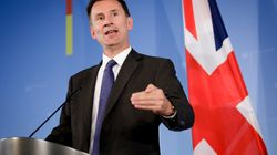 Jeremy Hunt Warns Only Vladimir Putin Would Benefit From A No Deal