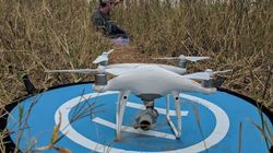 How Drones Are Helping In The Fight Against