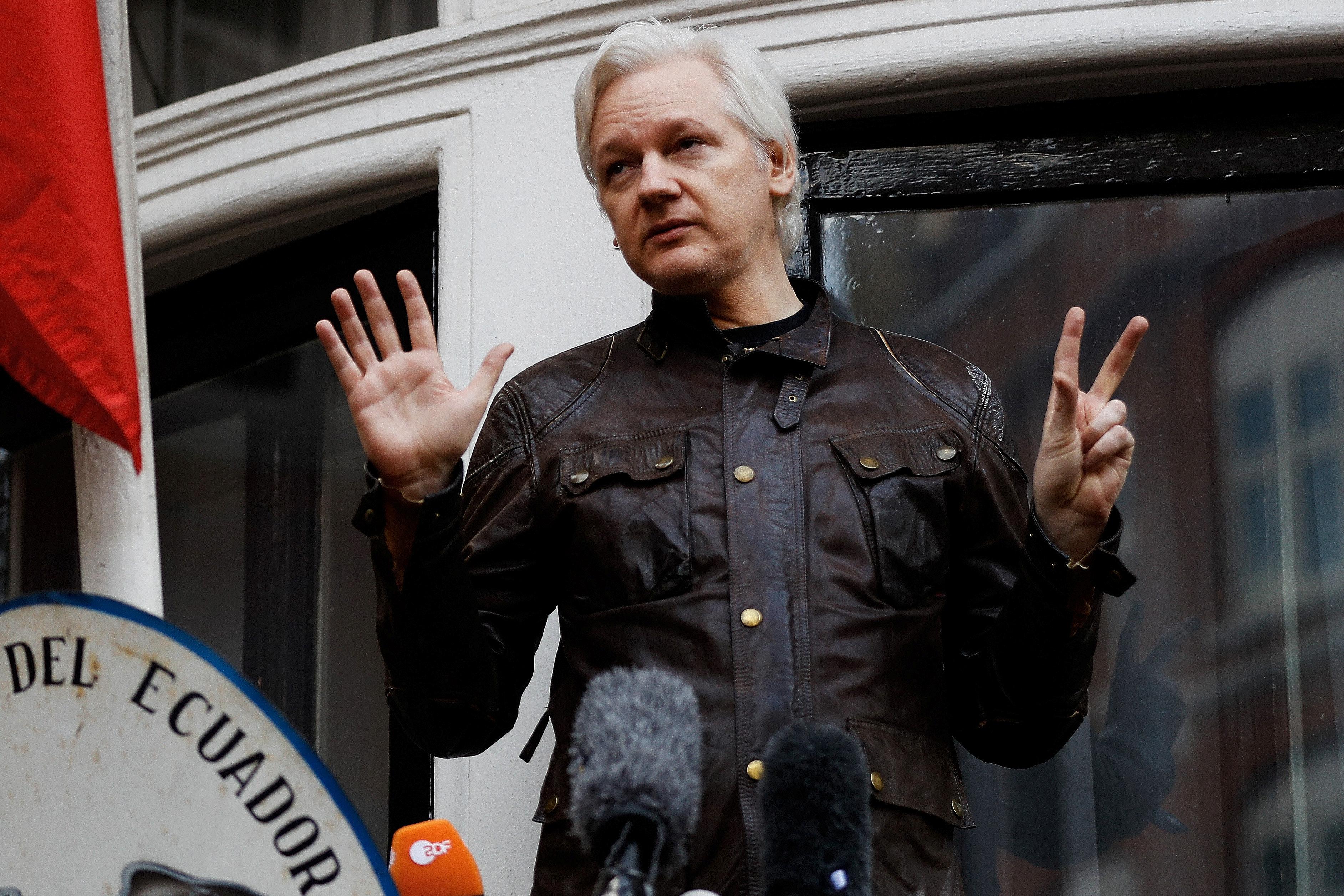 WikiLeaks Co-Founder Julian Assange Arrested In
