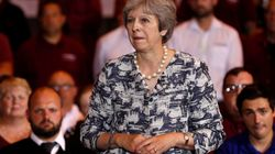 Theresa May Reveals Why She Likes Cooking So