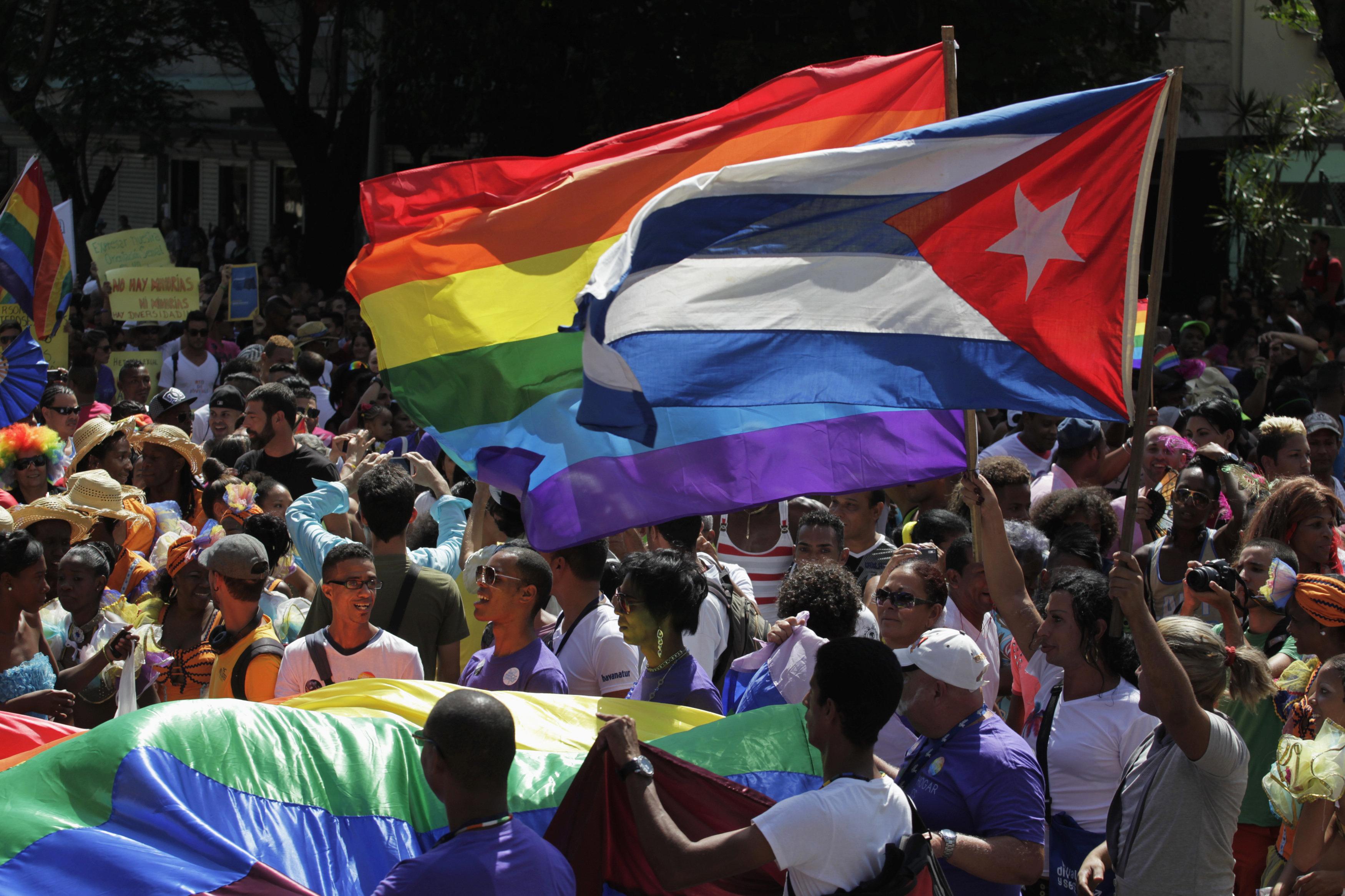 Cuba seet to legalize same sex marriage