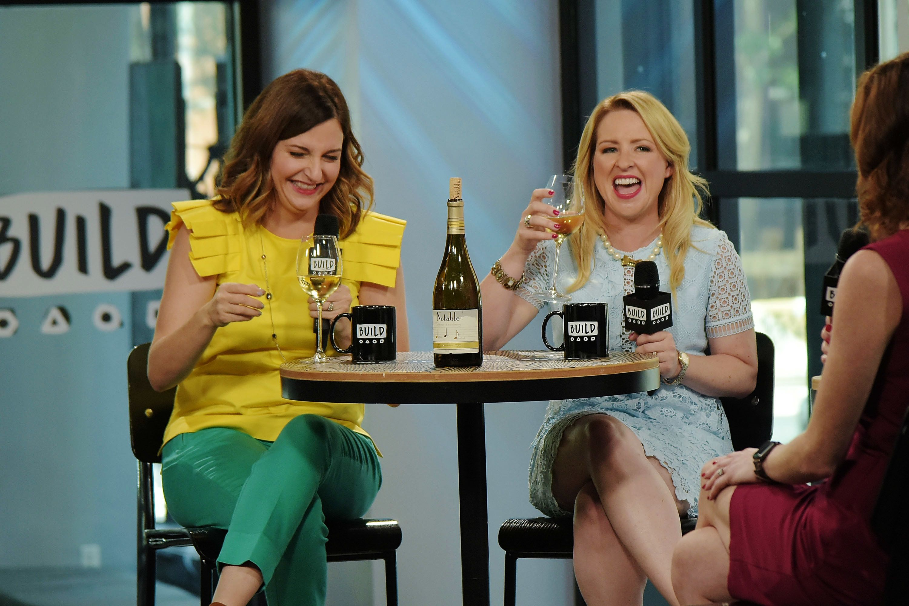 """Kristin Hensley and Jen Smedley, the hosts of the comedic web series """"#IMomSoHard,"""" offered another funny take on Costco shop"""