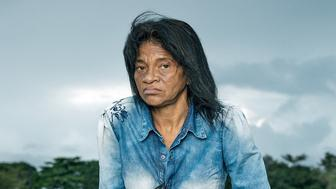 Maria do Socorro campaigns with communities against hydro aluminium factories which are allegedly responsible for water poisoning in the town of Barcarena Brazil