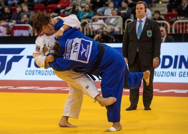 """La Fédération Internationale de Judo suspend le Grand Prix de Tunis pour """"discrimination"""" envers des..."""