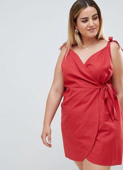 e2cb537a2fafc 16 Plus-Size Linen Dresses That Don't Look Like Baggy Shirts ...