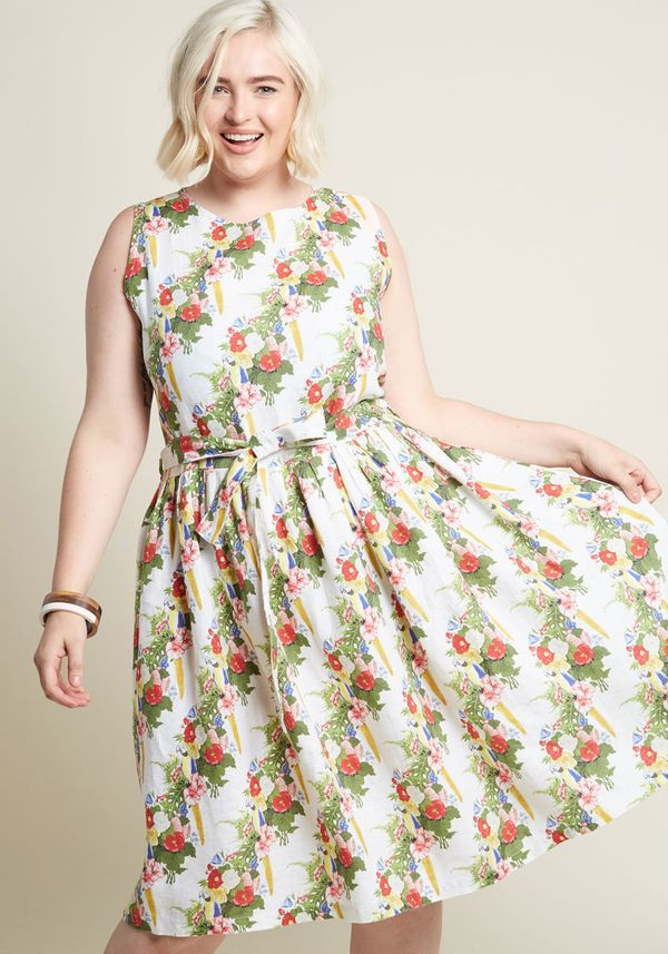 16 Plus Size Linen Dresses That Don T Look Like Baggy