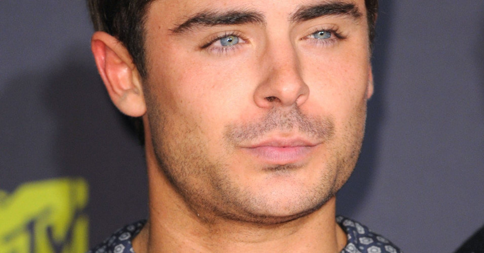 Zac Efron Has Mouth Wired Shut After Breaking Jaw | HuffPost