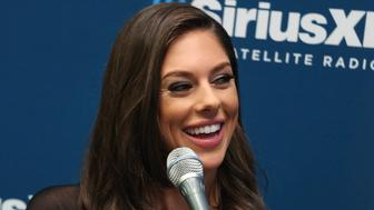 NEW YORK, NY - MAY 05:  Abby Huntsman attends a special edition of SiriusXM's No Labels Radio, airing on SiriusXM POTUS at SiriusXM Studios on May 5, 2015 in New York City.  (Photo by Rob Kim/Getty Images for SiriusXM)