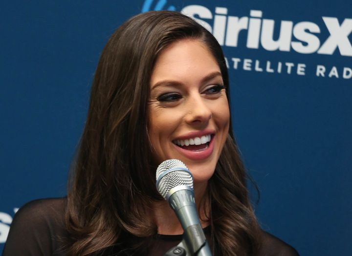 """Abby Huntsman, seen here in May 2015, is in talks to joinABC's """"The View,"""" multiple sources tell HuffPost."""