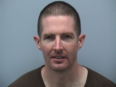 James Trainor, 36, was arrested in connection with the Monday morning incident.
