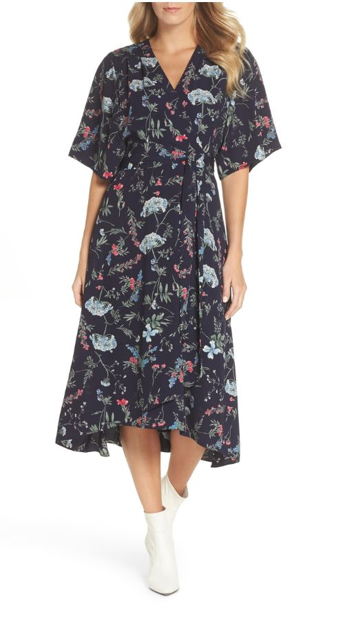 10 Wrap Dresses To Scoop Up During Nordstrom S Anniversary