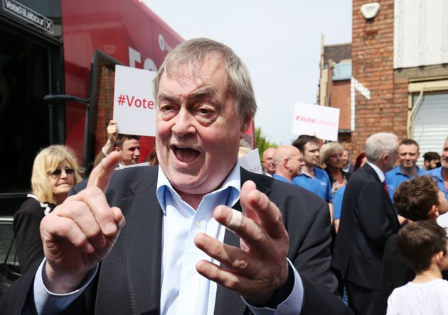 John Prescott Under Fire From MPs As He Denies Labour Has A Major Anti-Semitism