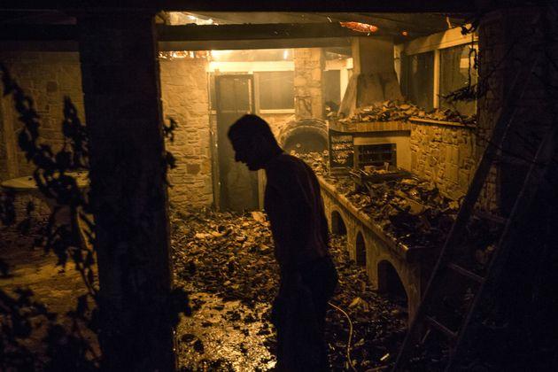 Ο διεθνής Τύπος για τις φωτιές στην Ανατολική