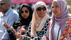 영국에서 반무슬림 공격 사건이 급격하게 증가하고