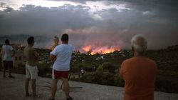 Greece Wildfires: At Least 74 Dead As Huge Blaze Sweeps Through Holiday Resorts