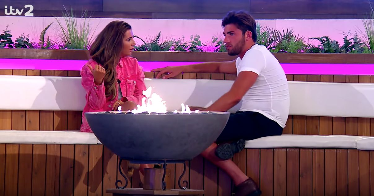 'Love Island' Fans Distraught As Jack And Dani Fall Out Over Lie Detector