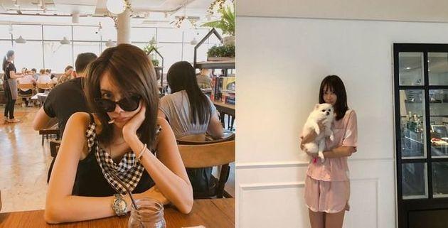 [Oh!쎈 이슈] 양미라, 4년 열애→결혼