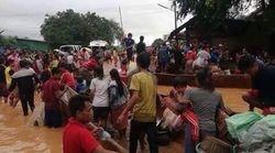 Λάος: Εκατοντάδες αγνοούμενοι από την κατασκευή υδροηλεκτρικού φράγματος που