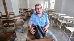 Au Venezuela, la colère d'un professeur mal