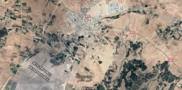 Batna: Un terroriste arrêté à Aïn